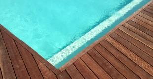 Quelle est la forme de piscine enterrée la moins chère ?