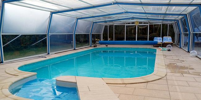 Quel matériau choisir pour un abri de piscine