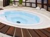 Combien coûte la construction d'un spa en dur ?